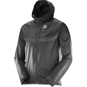 Salomon Fast Wing Aero Jacket Men Black